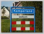 Vakantie en natuur van Kamperland, een gemeente in Zeeland op het eiland Noord Beveland en nabij Veere.
