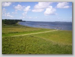dijk natuur kamperland zeeland